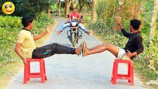 Indian New funny Video😄-😅Hindi Comedy Videos 2019-Episode-33--Indian Fun    Bindas Duniya