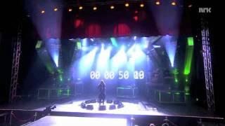 Gabrielle   Ring Meg  Inn I Deg (Live Ft Souldrop @ Spellemann 2012)