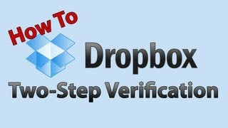 How to Enable Dropbox Two-Step Verification