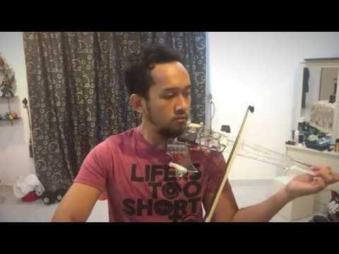 Farkhan - Warkah Untukku (Ara AF 2016 violin cover)
