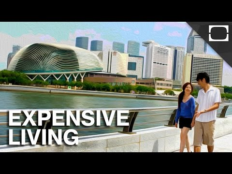 What's The Most Expensive City In The World?