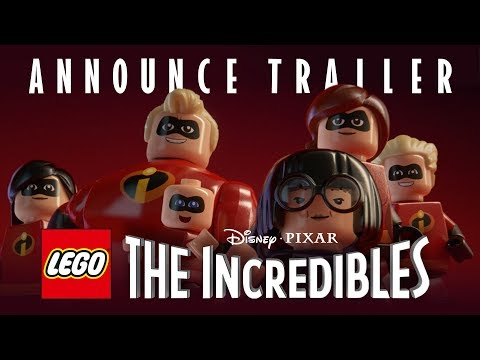 LEGO The Incredibles | Official Announce Trailer thumbnail