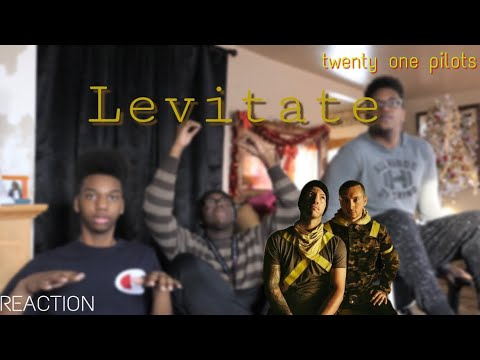 twenty one pilots: Levitate [Official Video] REACTION 🦅