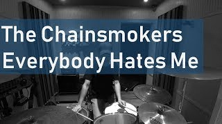 The Chainsmokers - Everybody Hates Me (Linn Remix) Drum cover | Seungchan