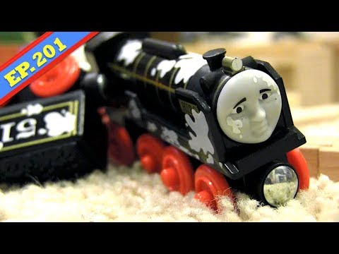 Hiro and the Heat Wave | Thomas & Friends Wooden Railway Adventures | Episode 201