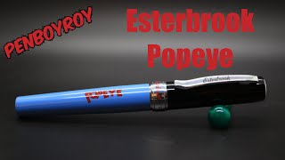 Esterbrook Popeye Fountain Pen Review