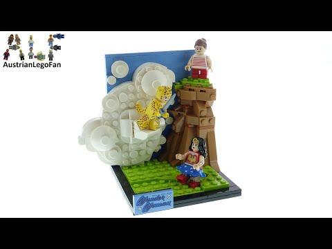 Vidéo LEGO DC Comics 77906 : Wonder Woman