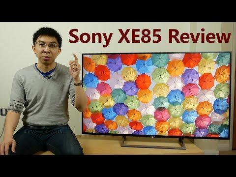 Sony XE85 (X850E) Review