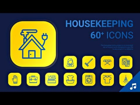 mp4 Housekeeping Icon, download Housekeeping Icon video klip Housekeeping Icon