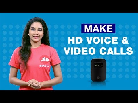 How To Make HD Voice Calls, Video Calls from 2G, 3G, 4G Smartph...