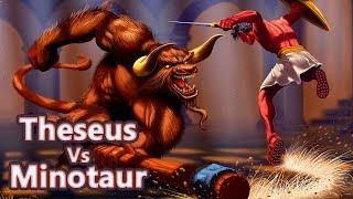 Theseus In The Minotaur's Labyrinth - Part 3-  Greek Mythology Ep.39 See U In History
