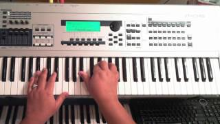 Beauty - Piano Tutorial