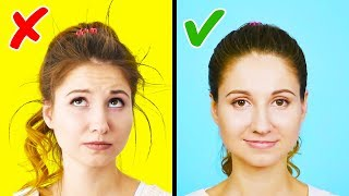 20 LIFE HACKS FOR BUSY GIRLS