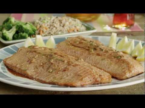How to Make Cedar Planked Salmon | Seafood Recipe | Allrecipes.com