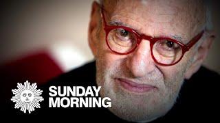 Passage: Playwright and AIDS activist Larry Kramer