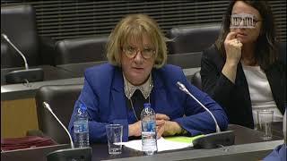 Commission du développement durable / Table ronde sur l'objectif « 100 pour cent de plastiques recyc