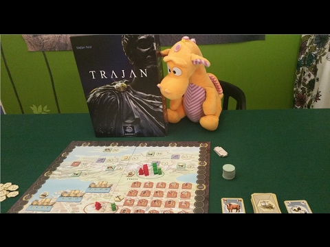 Trajan - Gameplay Runthrough - Part 1