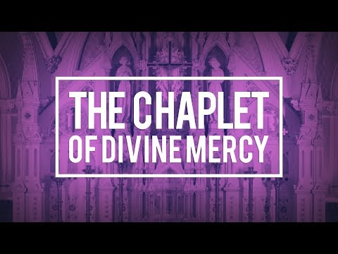 The Chaplet of Divine Mercy | Boston's Cathedral of the Holy Cross