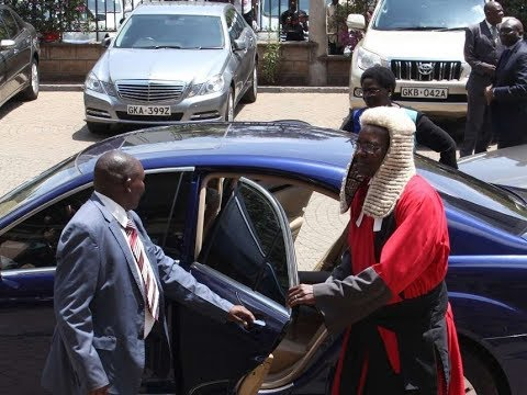 Supreme Court puts Raila Odinga, Uhuru Kenyatta on notice