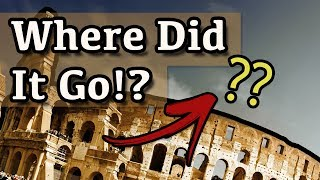 Why Is Half Of The Colosseum Missing?