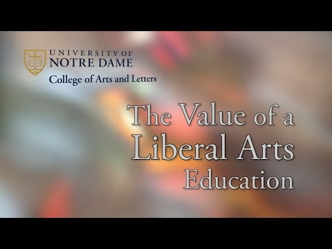 Alumni on the Value of the Liberal Arts