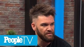 Dylan Scott's Son, Beckett, Adorably React To Hearing His New Song 'Nothing To Do Town' | PeopleTV