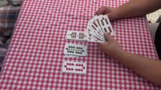 Neunerl'n spielen ist fast wie Mau Mau - Kartenspiel - Spielanleitung Deutsch