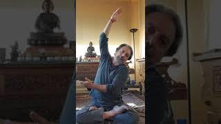 25 de abril de 2020, Iniciación a la meditación tantrica, y 15