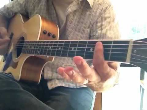 How To Play Lay Down Sally By Eric Clapton On 1 Guitar Chords