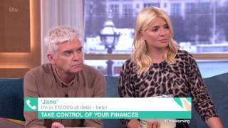 Im £12,000 In Debt - Help! | This Morning