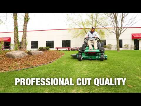 2021 Bob-Cat Mowers XRZ Pro 61 in. Kawasaki FX730V 726 cc in Sturgeon Bay, Wisconsin - Video 1