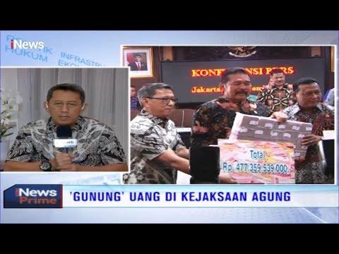 Kepala Kejaksaan Tinggi DKI Jakarta Ungkap Eksekusi Rp477 Miliar Hasil Korupsi - iNews Prime 15/11