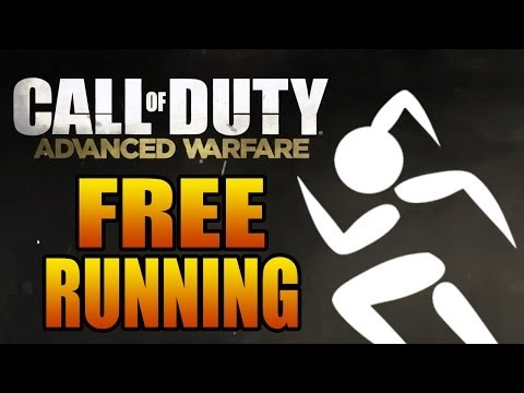 tmartn free running and super jumps in cod advanced warfare    Free Running Jumps