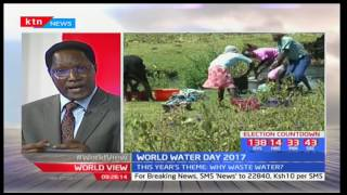 Eng. Peter Kimori-Nairobi CAC for water and Environment on water management and sanitation