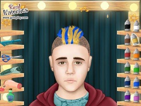 Justen Bieber Fun Hair Care - Haircut