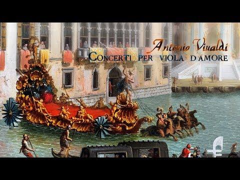 A. Vivaldi: Viola d'amore Concertos