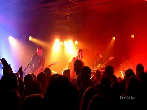 MuteMath - Spotlight - LIVE at The Bottleneck Lawrence Kansas 10.2.2011