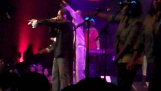Nas & Damian Marley Live at Highline Ballroom - In His Own Words