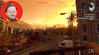 Dying Light - Korek Machete (The Best Early Weapon in the Game. Episode 2)