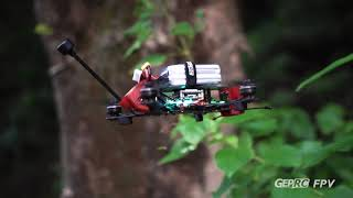 A much-anticipated Micro Long Range FPV :Crocodile Baby 4inch finally unveiled
