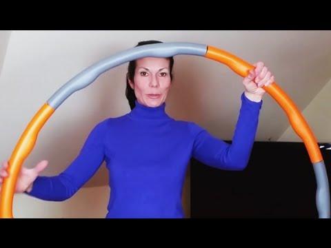 HULA HOOP für die Fitness