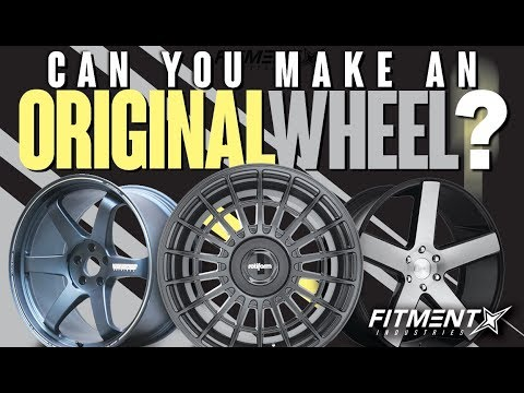 How Hard Is It To Make An Original Wheel?