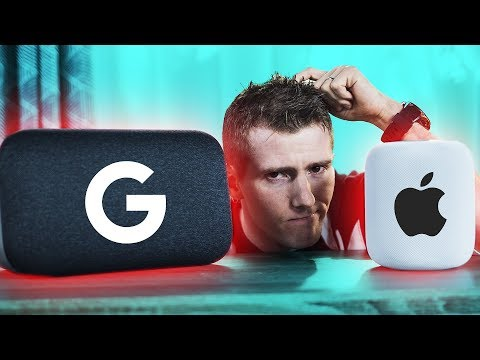 TESTED: Apple HomePod vs. Google Home Max - a PC Guy's Perspective