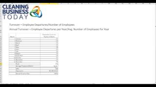 Calculating Employee Turnover Rate