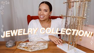 Organizing My Jewelry Collection! (Mejuri, Free People, Madewell, + More!)