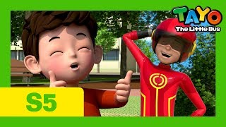 Tayo S5 EP10 l Surprise gift for Duri l Tayo the Little Bus