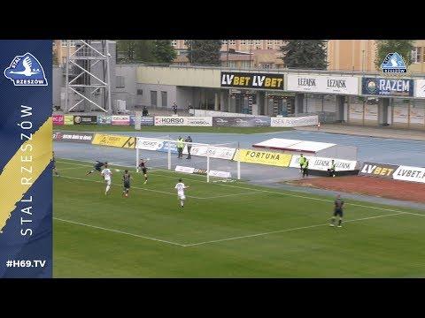 WIDEO: Stal II Mielec - Stal Rzeszów 0-3 [BRAMKI]