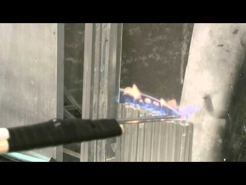 Watch As Darpa's Fire Suppression Wand Magically Extinguishes These Flames