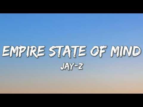 Empire State of Mind (New York) - Jay-Z feat. Alicia Keys (Lyrics)