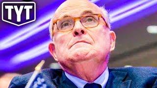 Whistleblower Exposes Rudy Giuliani's Ukraine Payday